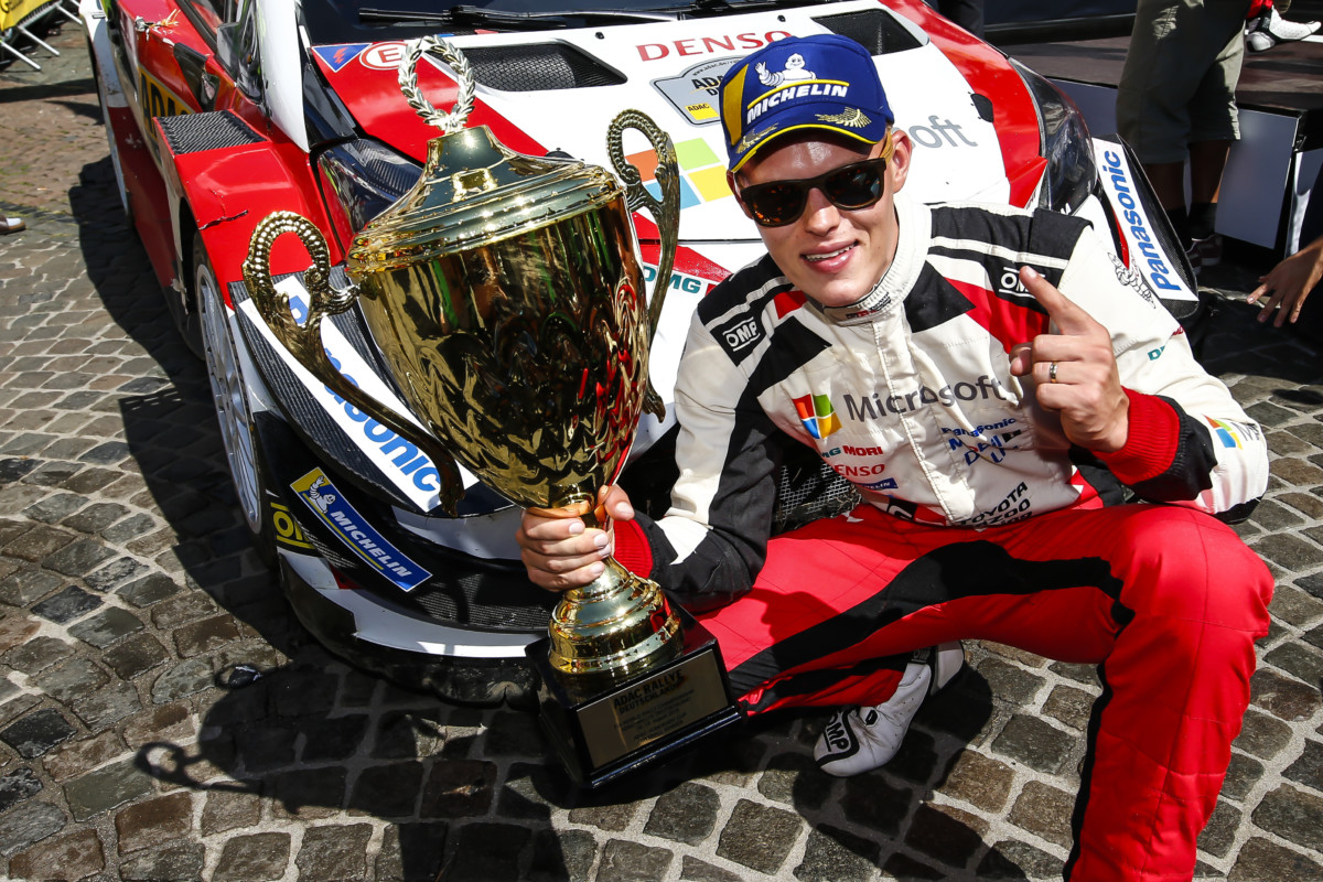 WRC ADAC: seconda vittoria consecutiva per Tänak e Toyota