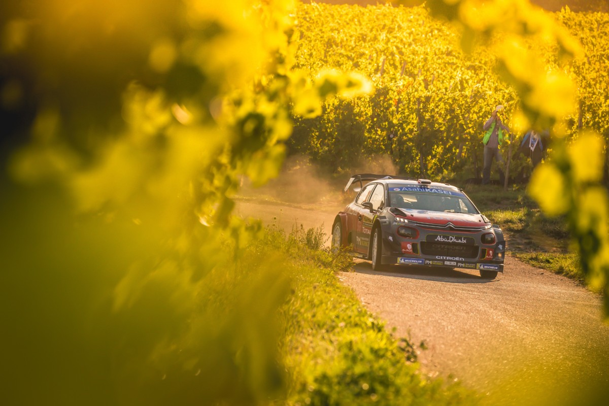 WRC: in Germania C3 WRC competitiva ma sfortunata