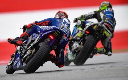 MotoGP: l'impegno degli impianti frenanti in Austria