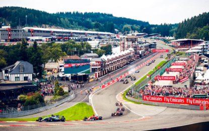 GP Belgio 2019: gli orari del weekend in TV