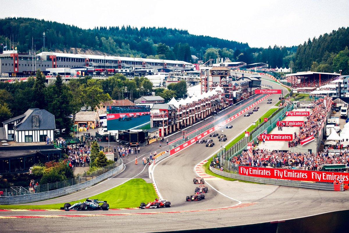 F1 e l'agenda del dopo-ferie