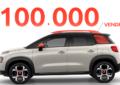 Citroën C3 Aircross: 100.000 vendite in 10 mesi