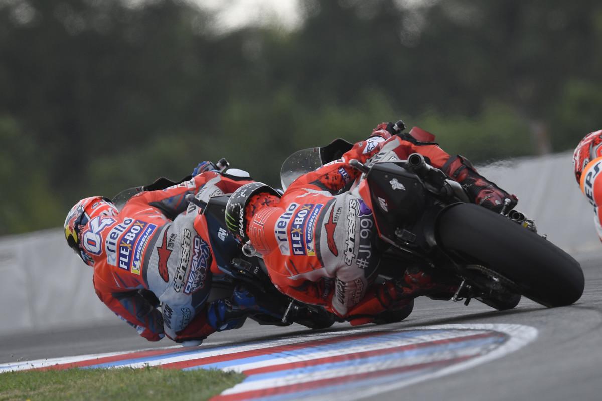 Ducati Team pronto per il round di Silverstone