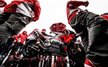 I piloti Ducati sulla cancellazione del British GP