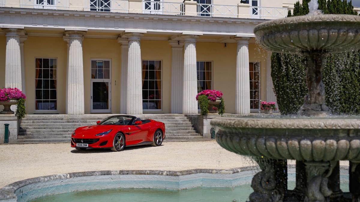 Concluso il tour europeo della Ferrari Portofino