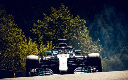 Hamilton record, Vettel e sorpresa Ocon in qualifica a Spa