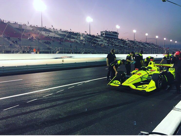 IndyCar: nella notte il GP dell'Illinois