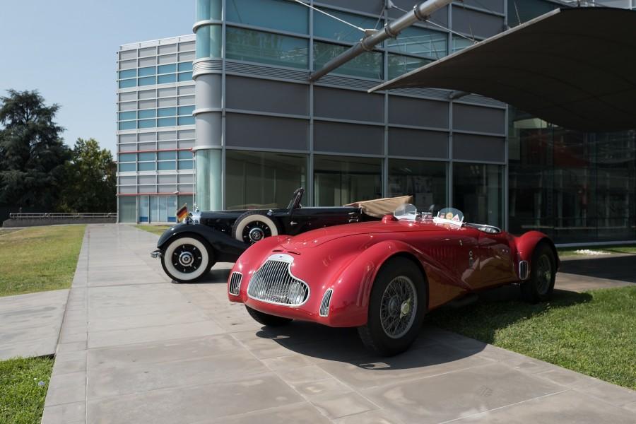 Anche il Museo Nicolis al GP d'Italia