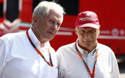 """Marko: """"Lauda salterà i test e l'Australia"""""""