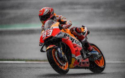 Austria: FP2 a Marquez, ma dominio Ducati. Rossi 10°