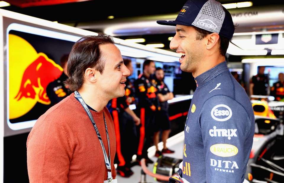 Massa favorevole alla scelta di Ricciardo