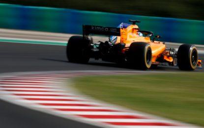 Il punto Pirelli sui test in-season in Ungheria