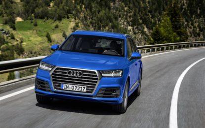Nuovi motori per Audi Q7 MY19