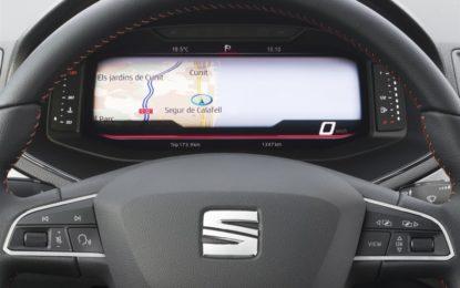 SEAT: Digital Cockpit su Arona e Ibiza