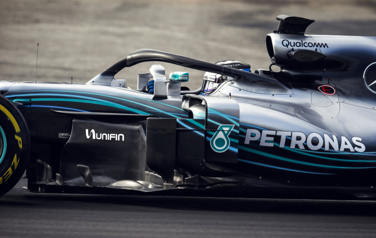 GP Messico 2018-2020: UNIFIN partner Mercedes F1