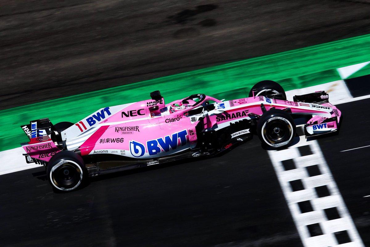 Perez è tranquillo e ha diverse opzioni per il 2019
