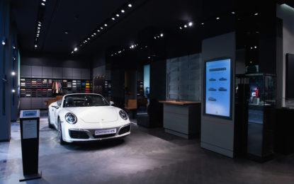 Porsche Studio: design e lifestyle nel cuore di Milano