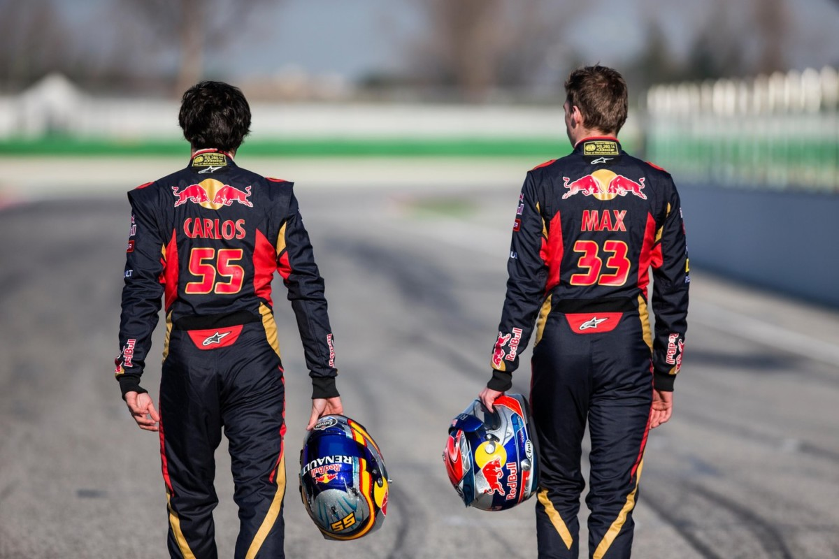 Red Bull: Verstappen non vuole Sainz?
