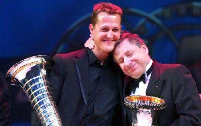 Todt va a trovare Schumacher almeno due volte al mese