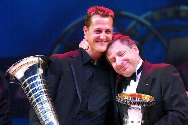 "Todt: ""Lasciamo in pace Michael Schumacher"""