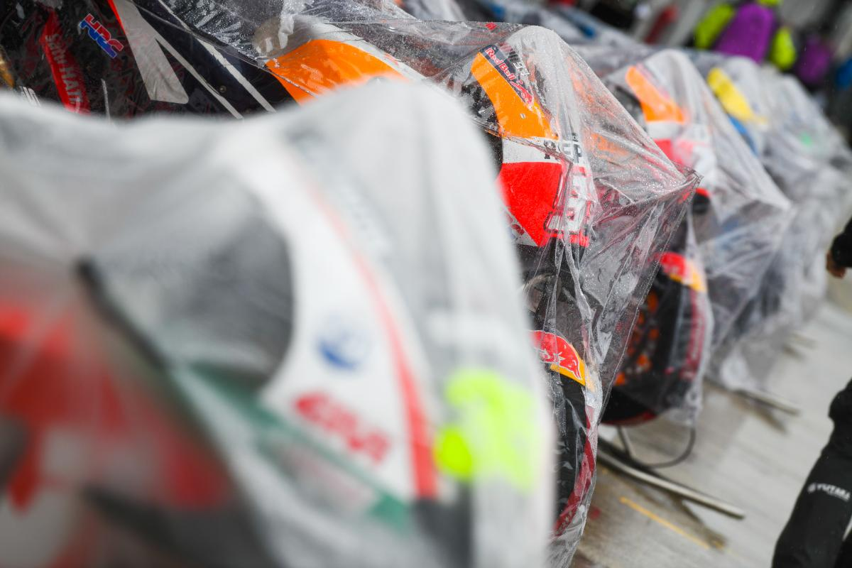 Troppa acqua: cancellato il GP di Gran Bretagna