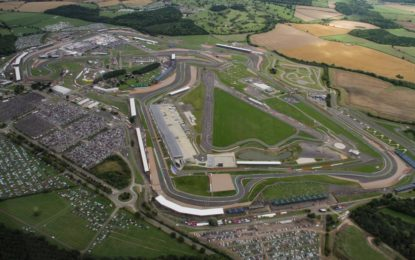Motomondiale: gli orari del weekend di Silverstone in TV