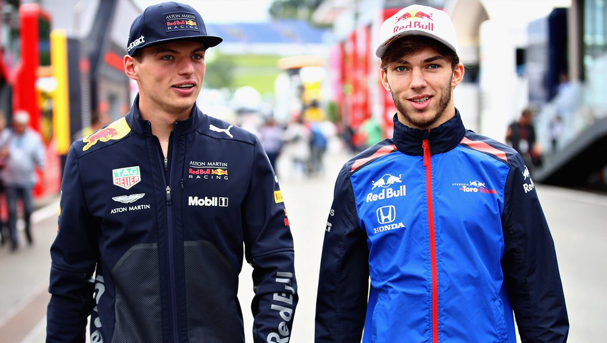La Red Bull Racing ha scelto Pierre Gasly per il 2019