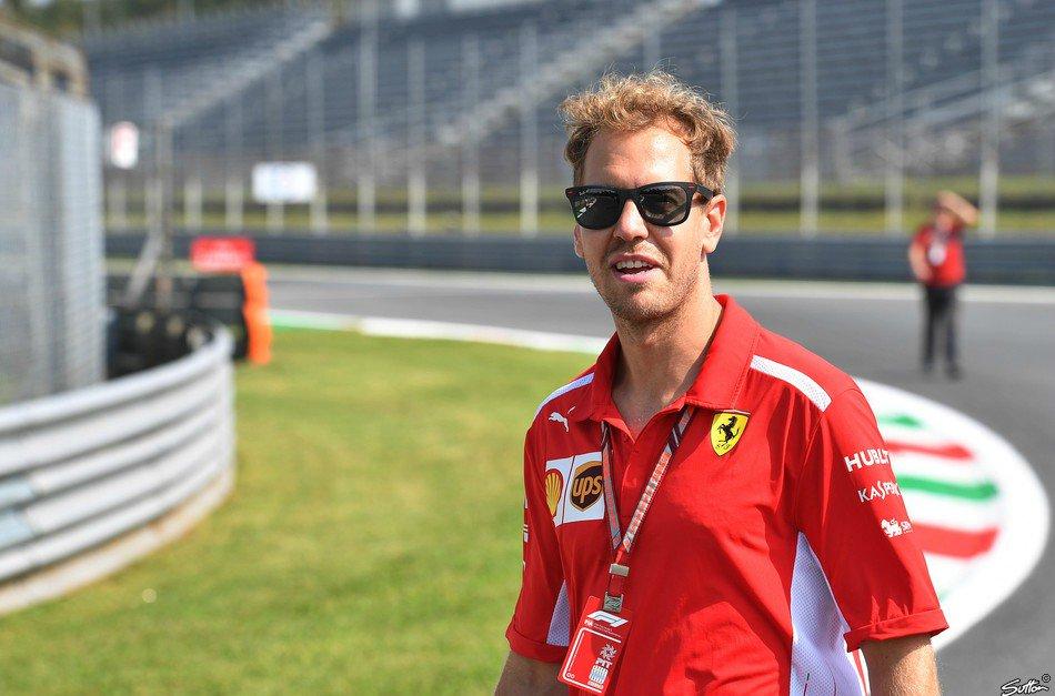 Vettel critica la F1 attuale ed esclude di lasciare la Ferrari