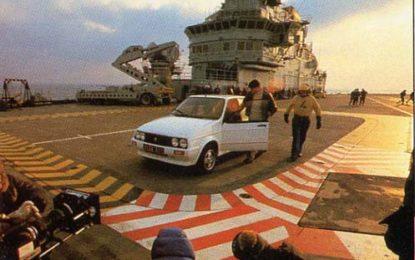 Citroën VISA GTi: nella storia degli spot