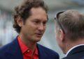 Elkann nega ulteriori rivoluzioni in Ferrari