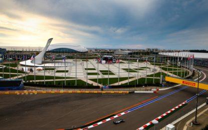 Russia: la griglia di partenza ufficiale