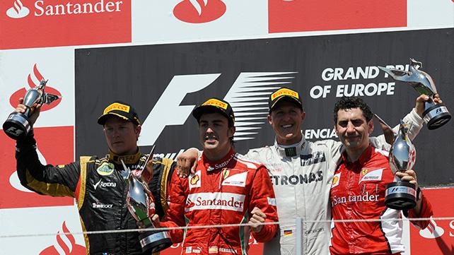 Come diventare piloti di F1