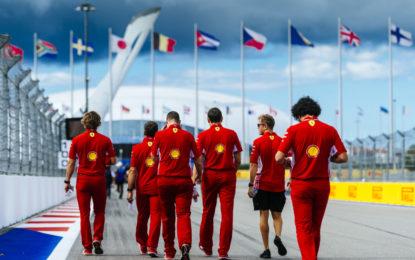 Russia: Vettel e Raikkonen motivati al massimo