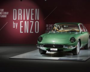 """Driven by Enzo"" e ""Passion and Legend"" al Museo Ferrari"