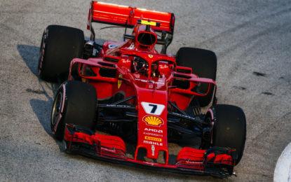 Singapore: il punto Ferrari sulle libere del venerdì