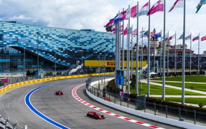 Russia: lavoro da fare in Ferrari, ma obiettivo prima fila