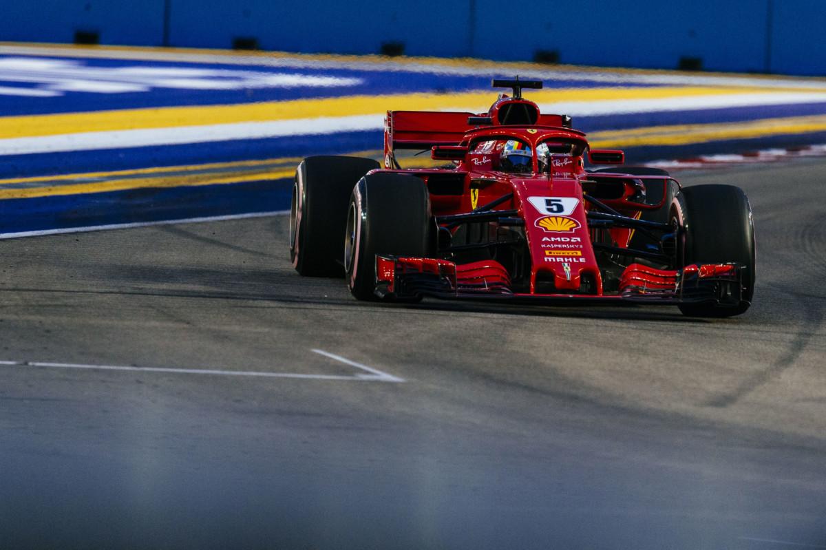 """Vettel: """"La svolta in negativo è stata Singapore"""""""