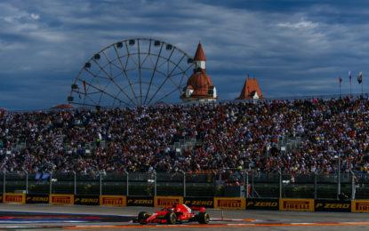 Russia: la Ferrari ammette le difficoltà ma non si arrende