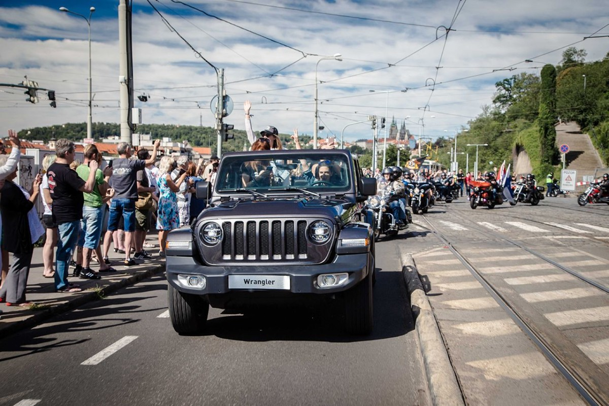 Jeep e Harley-Davidson alla 21° European Bike Week