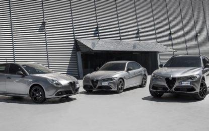 Nuove Giulia, Stelvio e Giulietta B-Tech