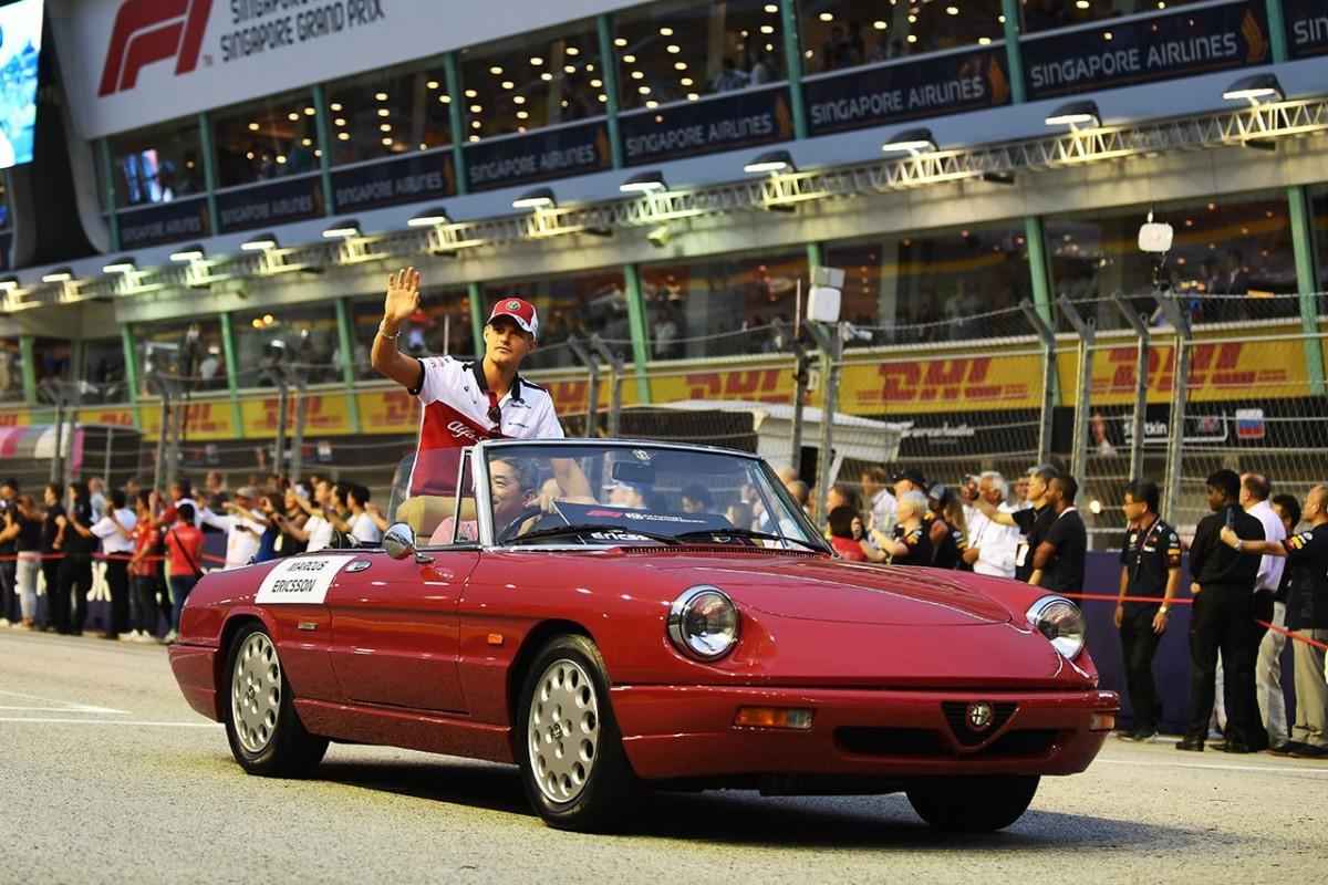 Dal 2019 Ericsson terzo pilota e Brand Ambassador Alfa Saube