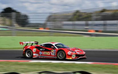 Italiano GT: Fuoco al debutto con la Scuderia Baldini