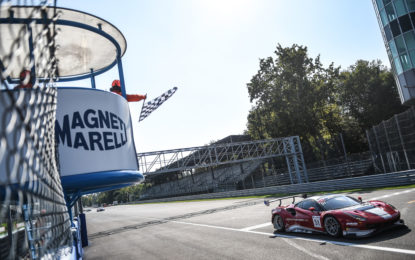 GT Open: quarta vittoria per Pier Guidi e Mac