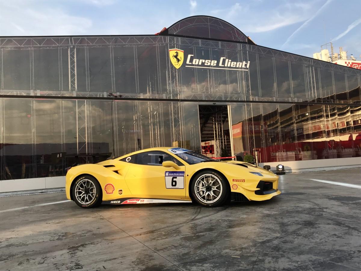 Ferrari Challenge e Corse Clienti: i calendari 2019