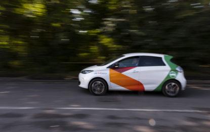 UBI Banca pensa all'ambiente e sceglie Renault ZOE