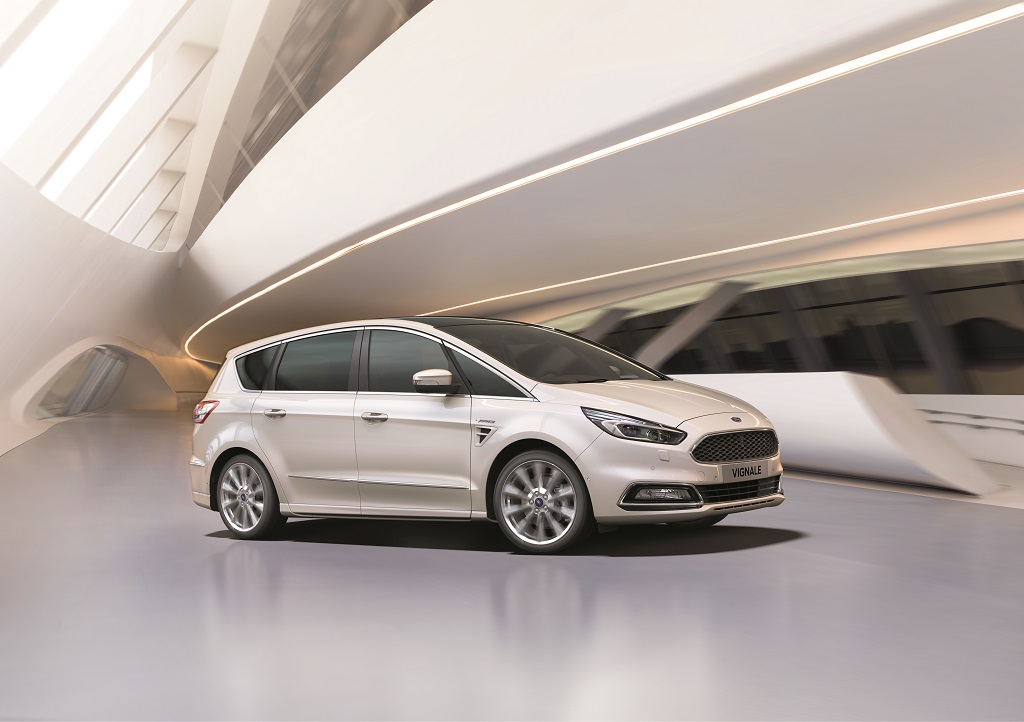 Ford rinnova i modelli S MAX e Galaxy