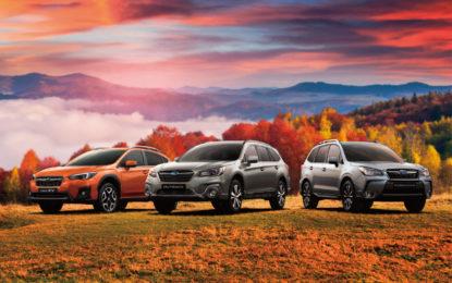 Subaru al Suv&Crossover Day