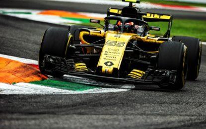 Verti in pista a Monza con Renault