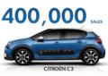 Nuova C3: 400.000 vendite in meno di 2 anni
