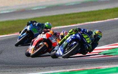 Rossi: lotta impari contro le difficoltà tecniche Yamaha